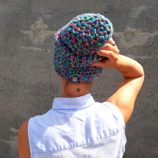 crochet cap 54 b